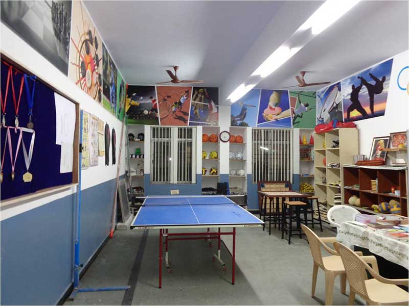 Physical Eduation Room